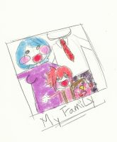 MY FAMILY by Swim2theSun