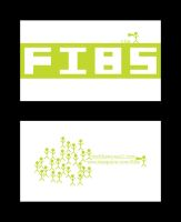 The Fibs business card by unclone