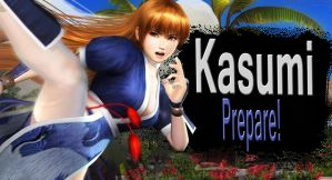 Kasumi SSB4 Request by Elemental-Aura