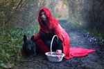 Red Riding Wood by TheHoshi