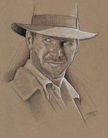 Indy by GabeFarber