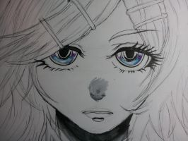 anime girl ~ one of the stages by coolkidrox123