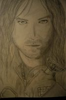 Kili - The hobbit by Blueloth
