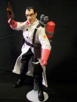 Team Fortress 2 Medic Doll by JNorad