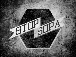 Stop SOPA by arTeem