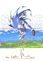 SONIC CD by sorata-s