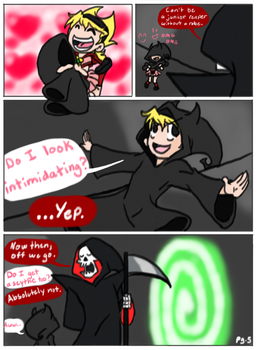 Part 1: Official Junior Reaper - Page 5 by SeBriar