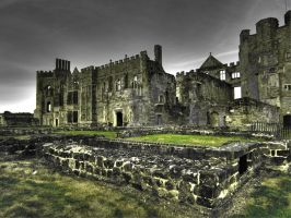 Cowdray Ruins by fisk00