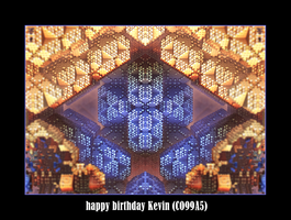 happy birthday Kevin (CO99A5) by fraterchaos