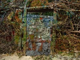 The Door To Nowhere by INDRIKoff