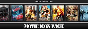 Movie Icon Pack 34 by FirstLine1