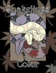 Snakelings Coloring Book Cover by mrinx