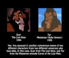 Scar and Tar by MDTartist83