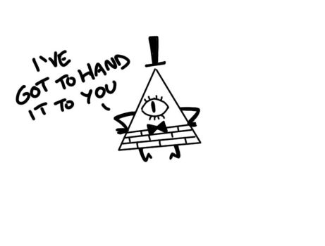 Bill Cipher's Greatest Hits GIF by Mad-Hatter-LCarol