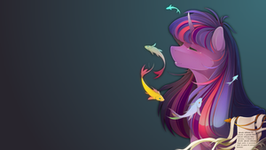 Twilight Sparkle by Shawnyall