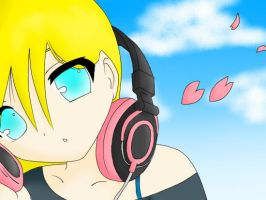 Headphones by prutfis
