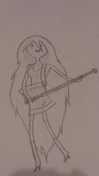 Marceline: Bass solo by TheRogueTurtle