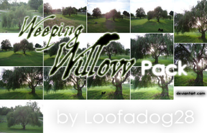 Weeping Willow Pack by LoofaDog28