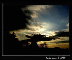 SuN iN tHe ClOuDs by hutsonlover