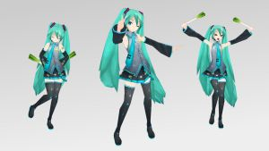 Miku Expressions Fixed by bookazoid