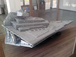 LEGO Star Destroyer on Zbudujmy.to! exhibition by Scharnvirk