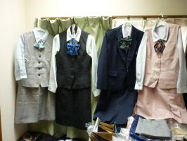 clothes by iisao