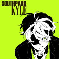 south park - Kyle by Ginjerr