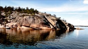 Silent Afternoon In Archipelago May 27st  by eskile
