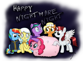 Nightmare Night by FluffleLord