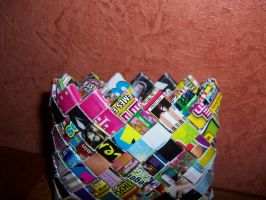 'Candy' wrapper purse by Dead-Promises