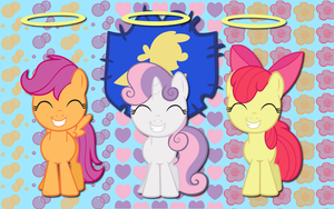 CMC wallpaper 4 by AliceHumanSacrifice0