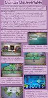 XY - Masuda Method Guide by xSammyKayx
