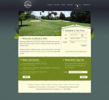 Waterbury Golf Site by nextexile