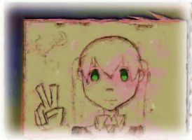 Maka Peace!! by Courage-Earthworm8