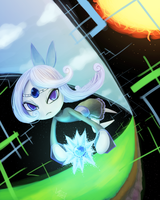 - meloetta form - by luminaura