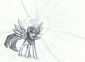 Twilight God powers! sketch by MrFulp