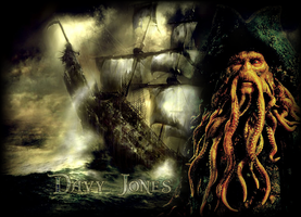 Davy Jones Wallpaper by Unknown-Diva