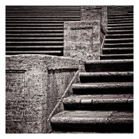 Spanish Steps by S4SH4X