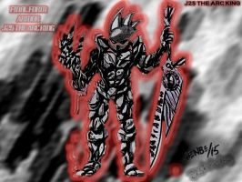 Final Form Armor J25 The Arc King deviantID by J25TheArcKing