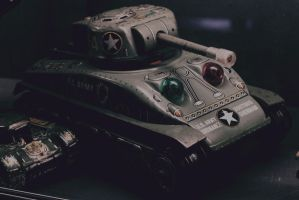 Military Tank by stephkc
