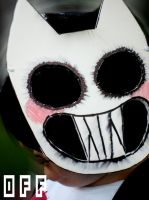 OFF - Zacharie Cosplay by GoodDokCosplay