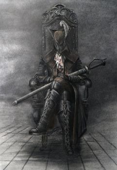 Lady Maria by IrisGrass