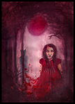 LITTLE RED RIDING HOOD by findmymind