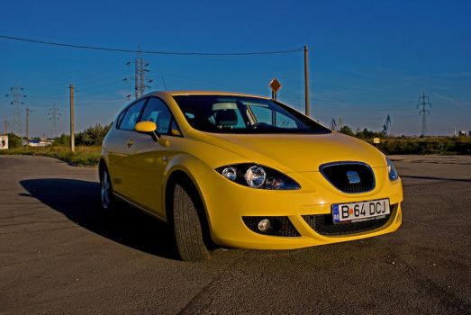 seat leon by AndreiXp