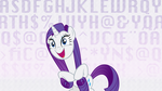 30 MLP Wallpapers: 06 Favorite Pony Type by Netbug009