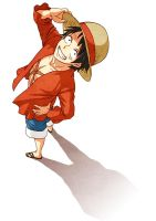 Monkey.D..Luffy.full. by Whiteworld6