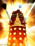 The Supreme Dalek by OrbitalWings