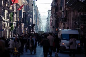 rome street by mbennion76