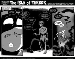 The Isle of Terror pt.9 by thecheckeredman