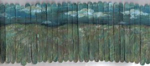 Painting a Picket Fence by cherry---blossom